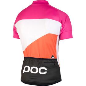 POC Fondo Gradient Classic Jersey Men theor multi pink